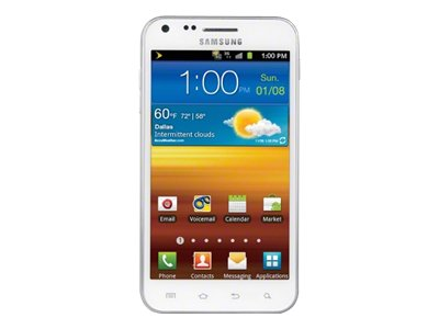 Samsung Epic 4G Touch - frost white (Sprint)