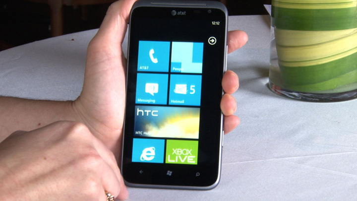 Video: HTC Titan II does not disappoint (hands on)