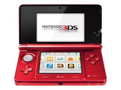 Nintendo 3DS Super Mario 3D Land Limited Edition