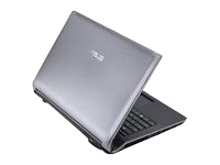 "ASUS N53SM DS71 - Core i7 2670QM / 2.2 GHz - Windows 7 Home Premium 64-bit - 8 GB RAM - 750 GB HDD - DVD-Writer DL - 15.6"" wide 1366 x 768 / HD - NVIDIA GeForce GT 630M - silver aluminum"