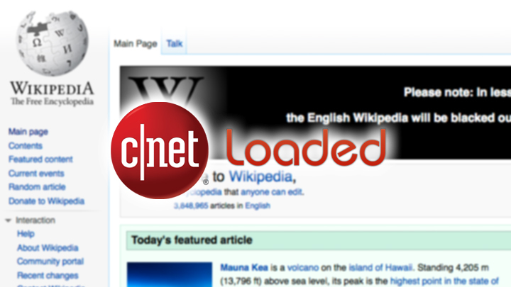 Video: Wikipedia to join Web blackout to protest SOPA