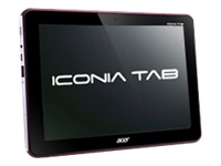 Acer ICONIA Tab A200-10r16u - tablet - Android 3.x (Honeycomb) - 16 GB - 10.1""