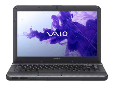 "Sony VAIO E Series VPC-EG36FX/B - 14"" - Core i5 2450M - 6 GB RAM - 640 GB HDD - QWERTY"