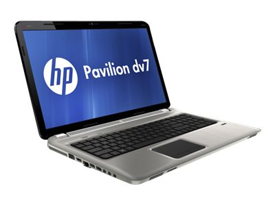 "HP Pavilion dv7-6c27cl - Core i5 2450M / 2.5 GHz - Windows 7 Home Premium 64-bit - 8 GB RAM - 750 GB HDD - DVD SuperMulti DL / Blu-ray - 17.3"" HD+ BrightView wide 1600 x 900 / HD+ - Intel HD Graphics 3000 - remarketed"