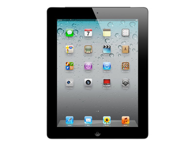 Apple iPad 2 (64GB, Wi-Fi, black)