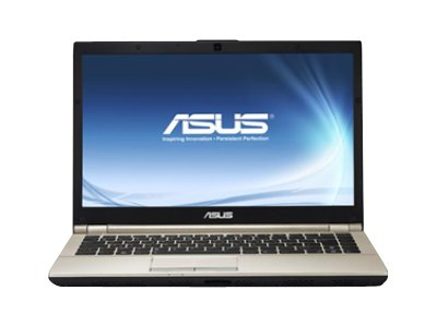 "ASUS U46SM DS51 - Core i5 2450M / 2.6 GHz - Windows 7 Home Premium 64-bit - 8 GB RAM - 750 GB HDD - DVD-Writer DL - 14.1"" wide 1366 x 768 / HD - NVIDIA GeForce GT 630M - silver"