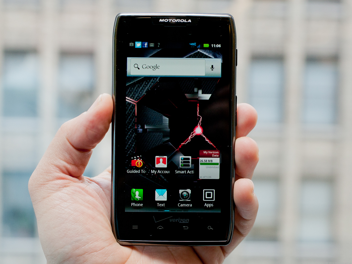Motorola Droid Razr Maxx (Verizon Wireless)