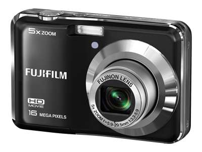 Fujifilm FinePix AX550 (Black)