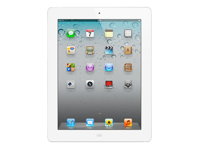 Apple iPad 2 (64GB, Wi-Fi, white)
