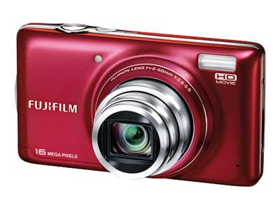 Fujifilm FinePix T400 (Red)