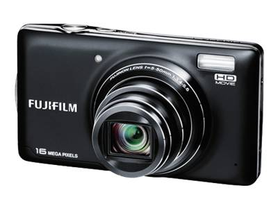 Fujifilm FinePix T400 (Black)