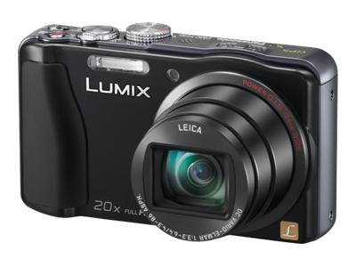 Panasonic Lumix DMC-ZS20 (Black)