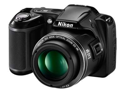 Nikon Coolpix L810 (Black)