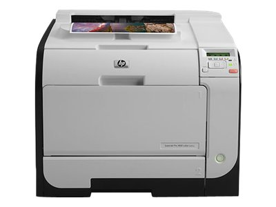 HP LaserJet Pro 400 Color M451dn (Government)