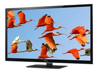 "Panasonic TC L55E50 - 55"" Class ( 54.6"" viewable ) LED-backlit LCD TV"