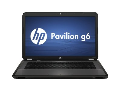 "HP Pavilion g6-1d70us - 15.6"" - Core i3 2350M - Windows 7 Home Premium 64-bit - 4 GB RAM - 640 GB HDD"