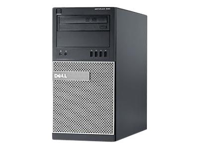 Dell OptiPlex 7010 - Core i7 3770 3.4 GHz - 4 GB - 500 GB