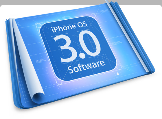 Apple's 'iPhone 3.0 software' invitation