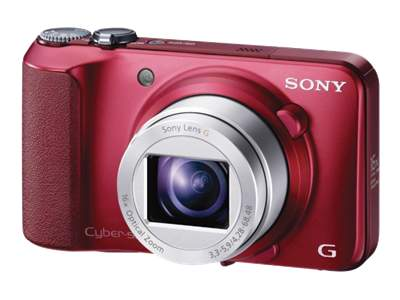 Sony Cyber-shot DSC-H90 (Red)