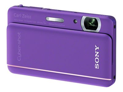 Sony Cyber-shot DSC-TX66 (Purple)