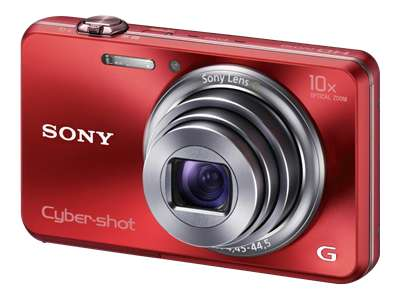 Sony Cyber-shot DSC-WX150 (Red)
