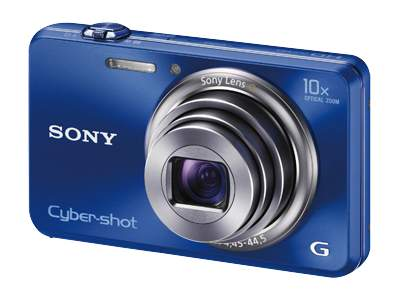 Sony Cyber-shot DSC-WX150 (Blue)