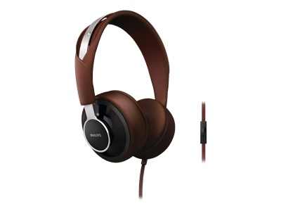 Philips Accessories CitiScape Downtown Headphones (Brown)