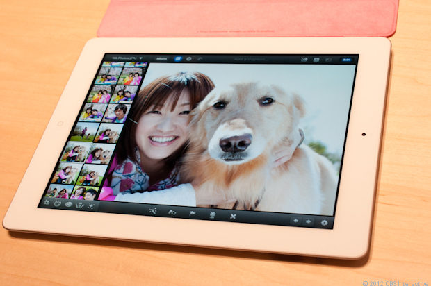 Apple's third-generation iPad