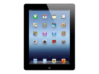 Apple iPad (March 2012, 64GB, AT&T 4G LTE, black)