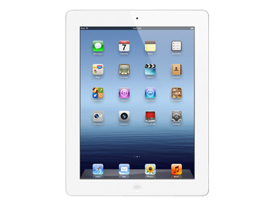 Apple iPad (March 2012, 64GB, AT&T 4G LTE, white)