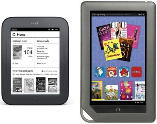 Get this awesome pair of Nooks for $149 out the door.