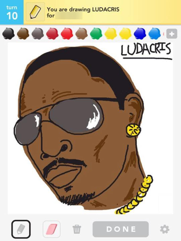 Draw Something: Ludacris