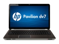 "HP Pavilion dv7-6b57nr - A series A6-3400M / 1.4 GHz - Windows 7 Home Premium 64-bit - 8 GB RAM - 750 GB HDD - DVD SuperMulti DL / Blu-ray - 17.3"" HD+ BrightView wide 1600 x 900 / HD+ - AMD Radeon HD 6520G"