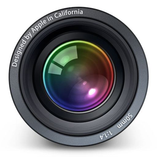 Apple Aperture icon