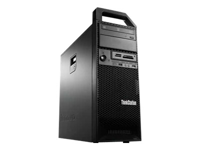 Lenovo ThinkStation S30 0568 - Xeon E5-1650 3.2 GHz - Monitor : none.