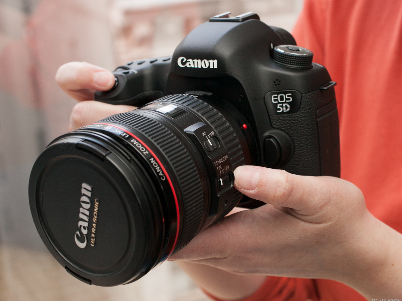 Canon EOS 5D Mark III (with 24-105mm lens)