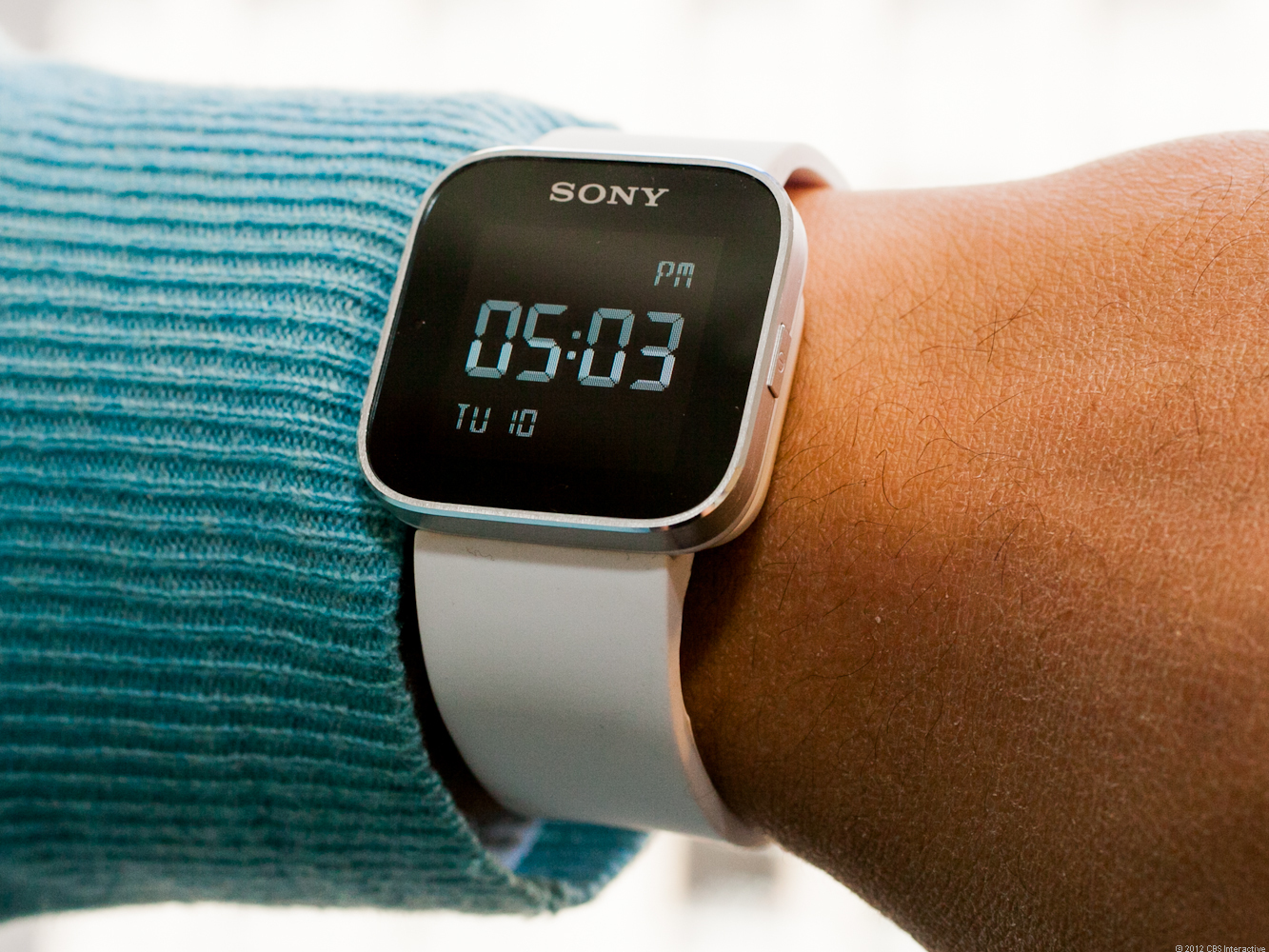 Sony SmartWatch (white)