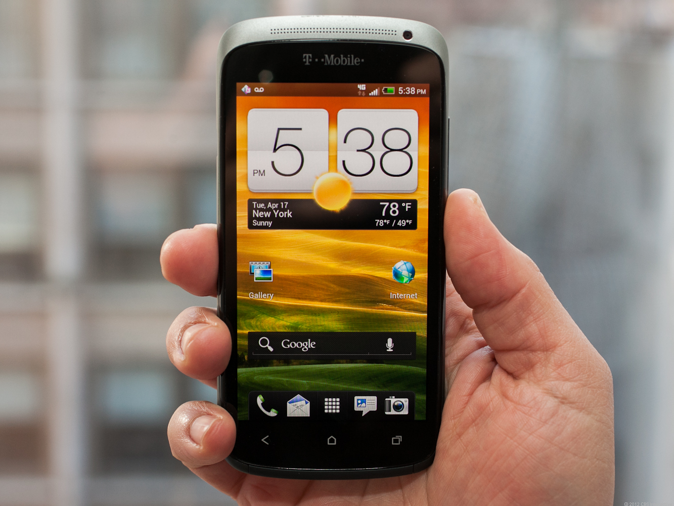 HTC One S (T-Mobile)