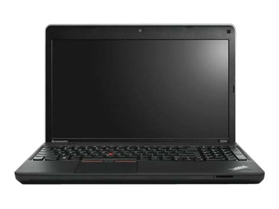"Lenovo ThinkPad Edge E530 3259 - Core i7 3612QM / 2.1 GHz - Windows 7 Professional 64-bit - 4 GB RAM - 500 GB HDD - DVD-Writer - 15.6"" VibrantView wide 1366 x 768 / HD - Intel HD Graphics 4000 - black aluminium - TopSeller"