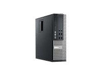 Dell OptiPlex 990 - SFF - 1 x Core i7 2600 / 3.4 GHz - RAM 4 GB - HDD 1 x 500 GB - DVD-Writer - HD Graphics 2000 - Gigabit LAN - Windows 7 Professional 64-bit - vPro - Monitor : none. - keyboard: English