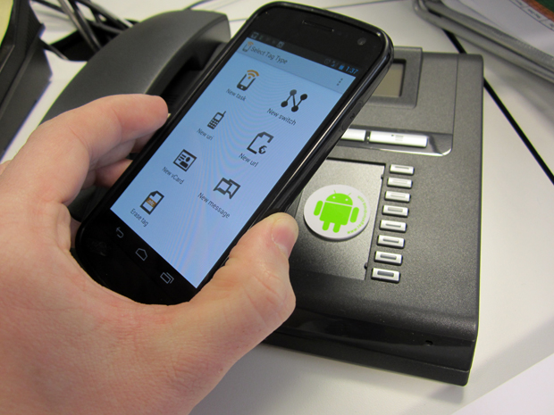 How To Use NFC Tags With Your Android Mobile Phone