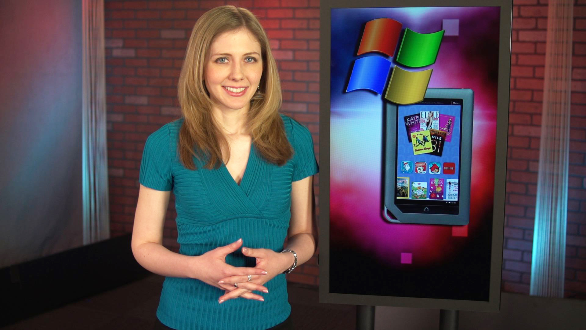 Video: Microsoft's got the hots for Nook