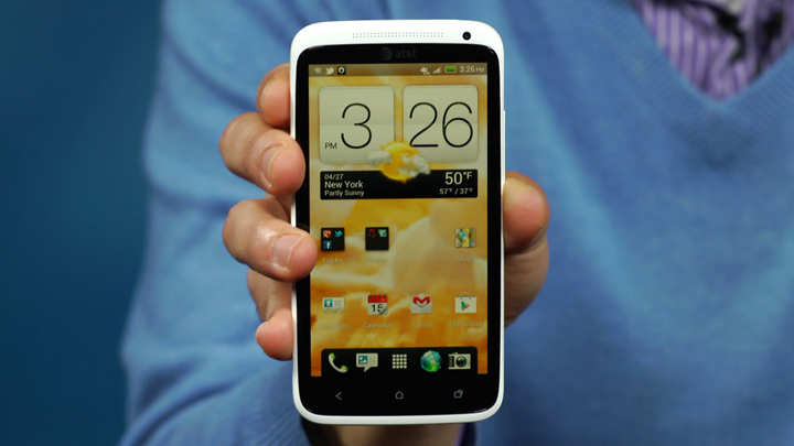 The powerful HTC One X on AT&T