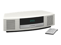 Bose Wave Radio III (platinum white)