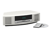 Bose Wave Music System III (platinum white)