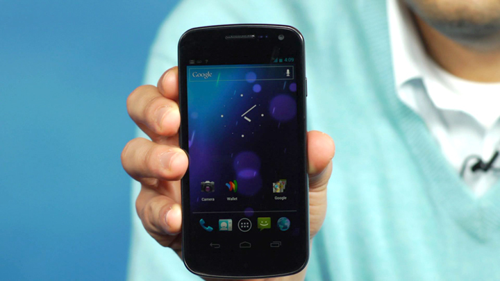 The Samsung Galaxy Nexus comes to Sprint