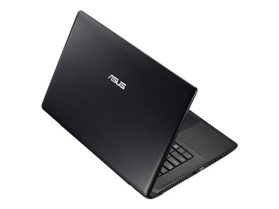 "ASUS X75A DB31 - Core i3 2370M / 2.4 GHz - Windows 7 Home Premium 64-bit - 4 GB RAM - 500 GB HDD - DVD-Writer - 17.3"" wide 1600 x 900 / HD+ - Intel HD Graphics 4000 - black"