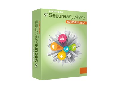SecureAnywhere Antivirus 2012 - subscription package