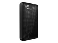 WD My Passport Portable (1TB, USB 3.0, black, March 2012)