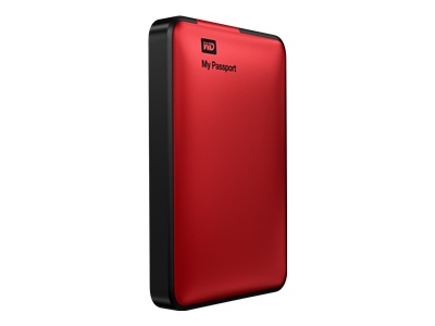 WD My Passport Portable (500GB, USB 3.0, red, March 2012)